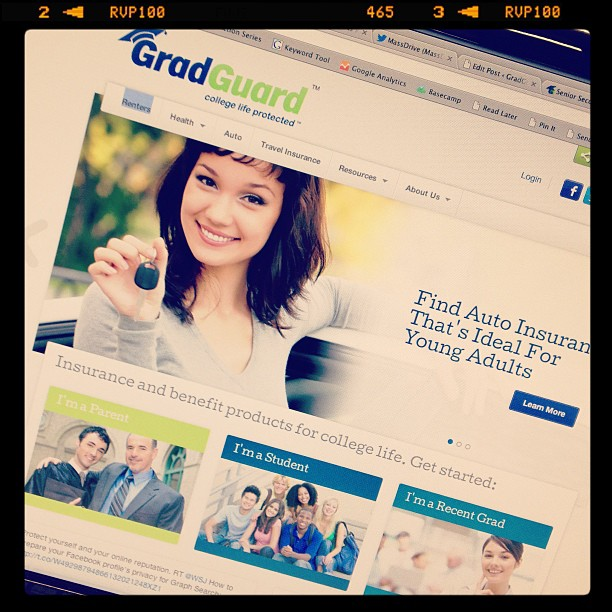 The NEW GradGuard.com