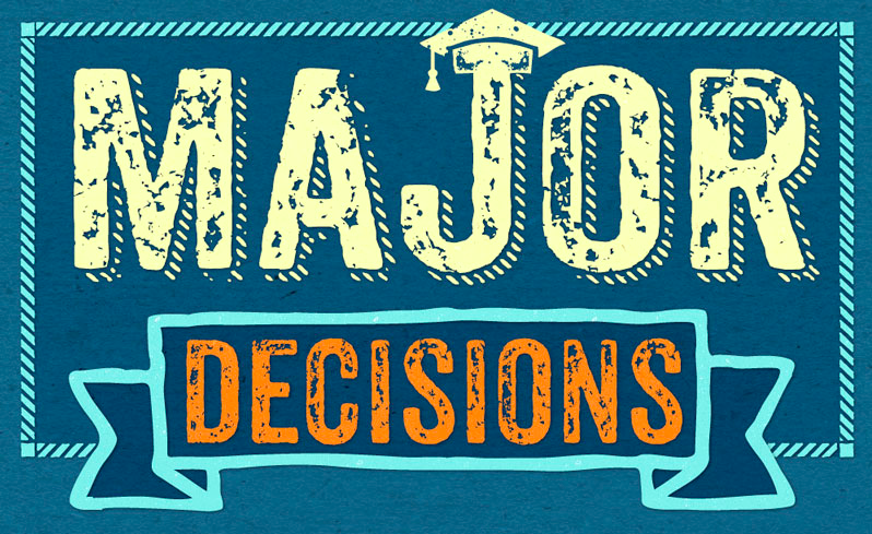 Choosing a Major - Major Decisions: Choose Wisely