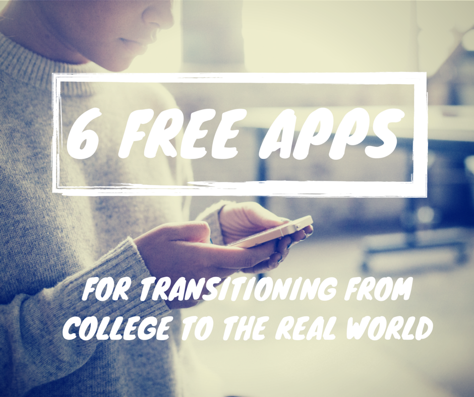 6 Free Apps for Post Grads