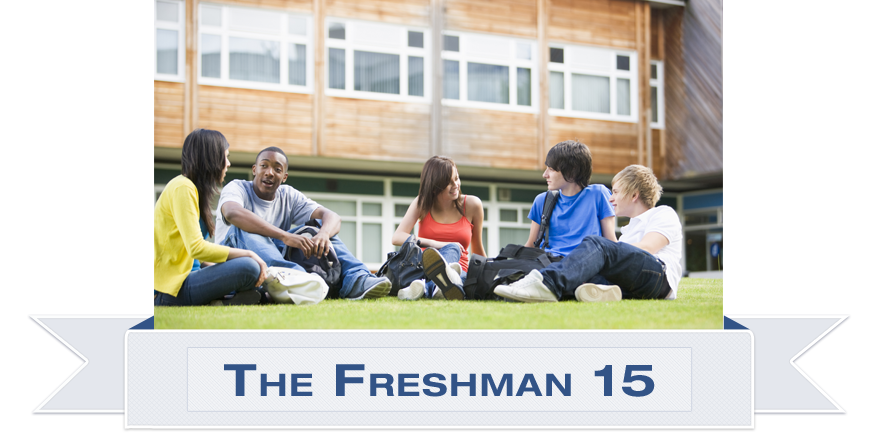 Freshman 15: The 4 People You Meet in College