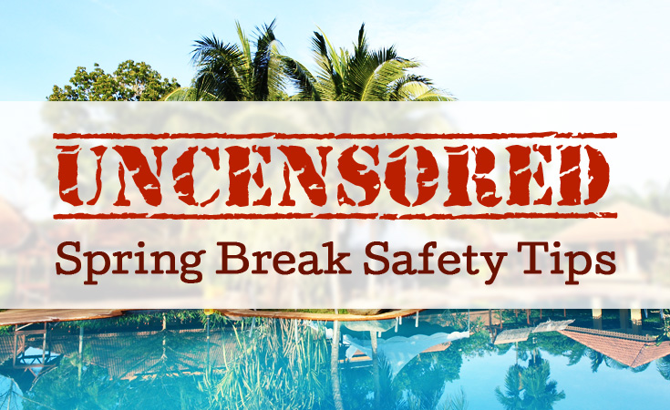 Image result for spring break safety