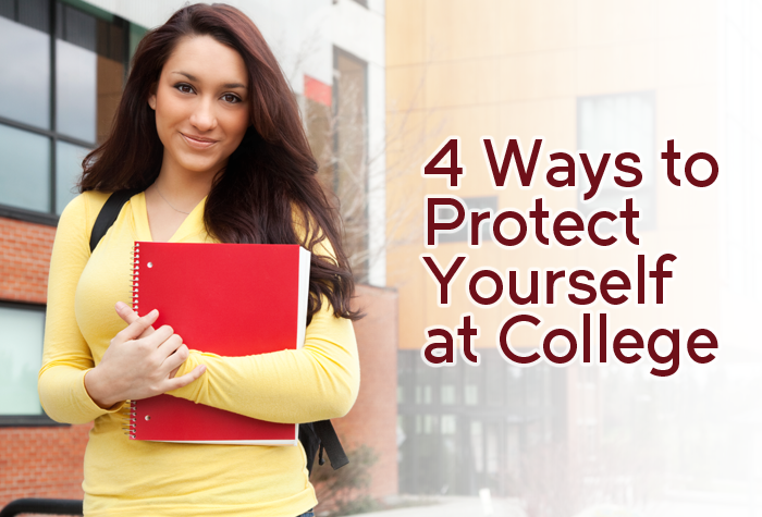 Tips for protecting yourself at college this year!