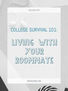 Living with your roommate in college can be fun, but it can also be stressful. Check out these tips to start off on the right foot!